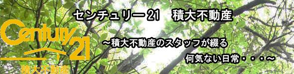 センチュリー21 セキダイ不動産 ブログ